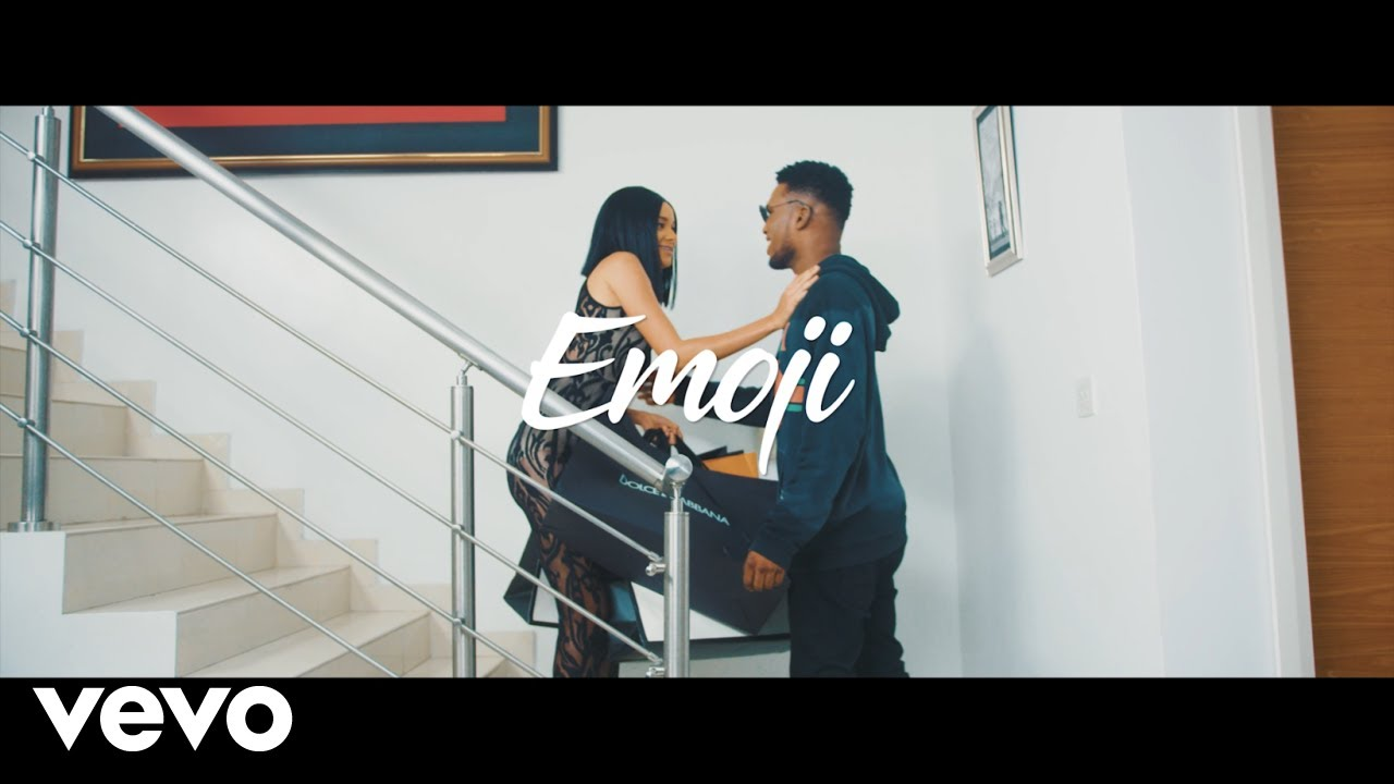 VICTOR AD – EMOJI (OFFICIAL VIDEO)