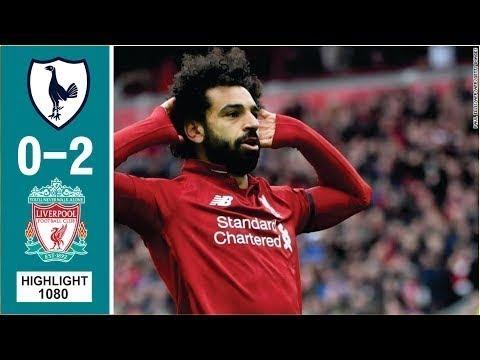 Tottenham Vs Liverpool 0-2 Goals and Full Highlights – 2019