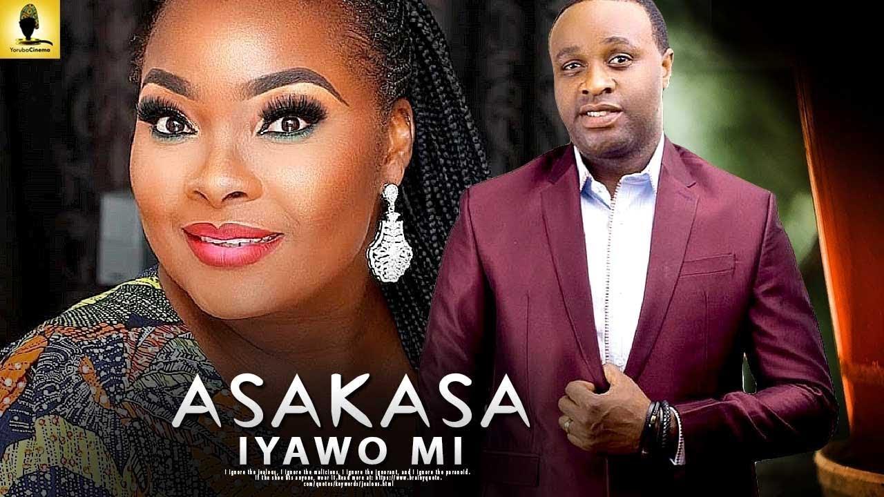 asakasa iyawo mi yoruba movie 20
