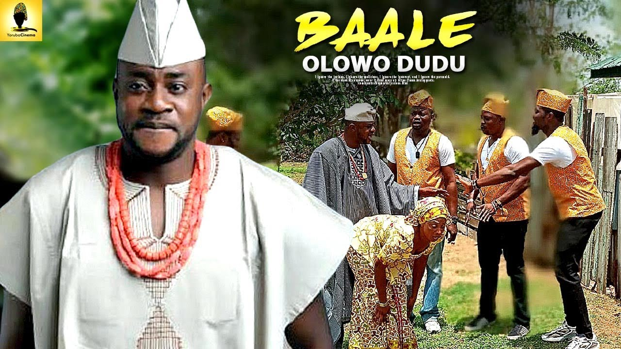 baale olowo dudu yoruba movie 20