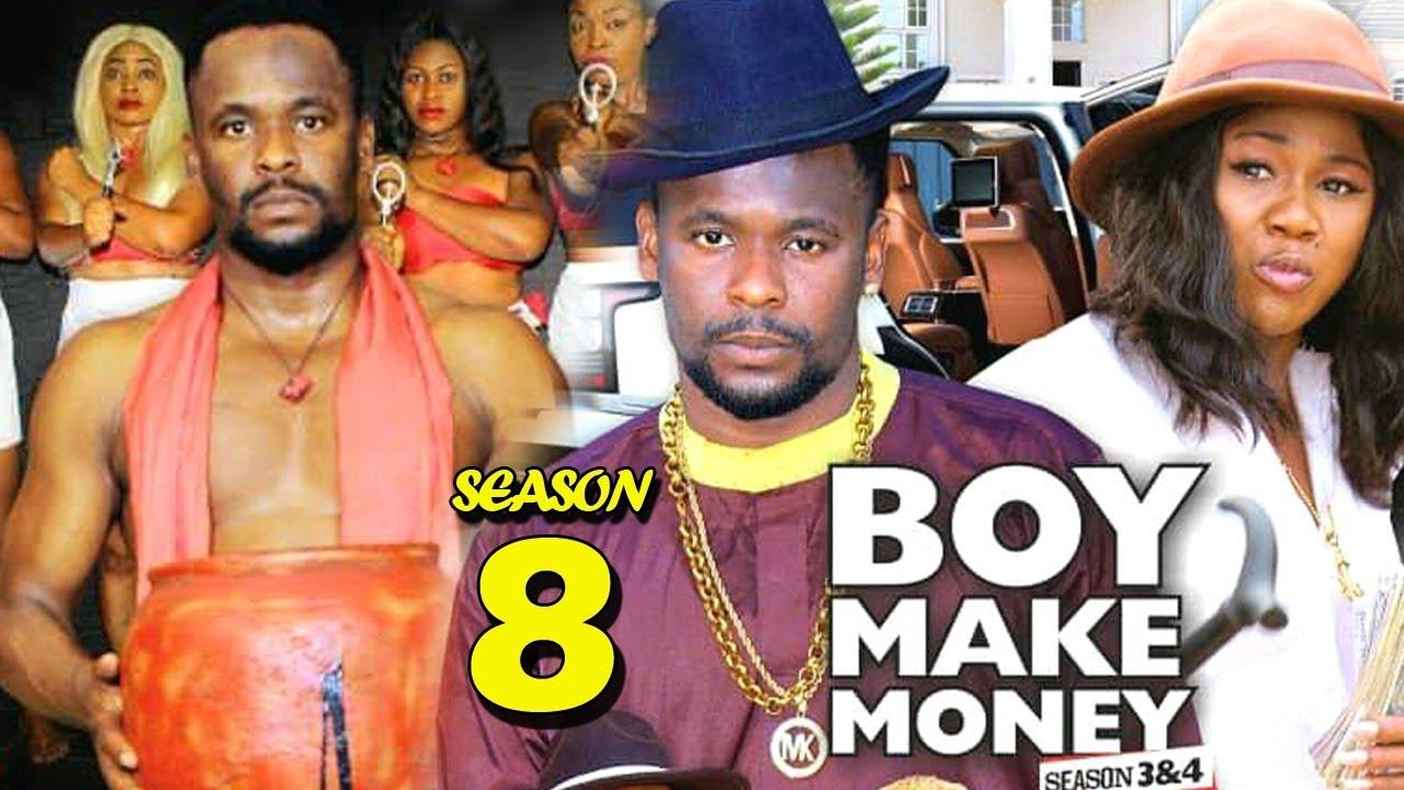 boy make money season 8 nollywoo