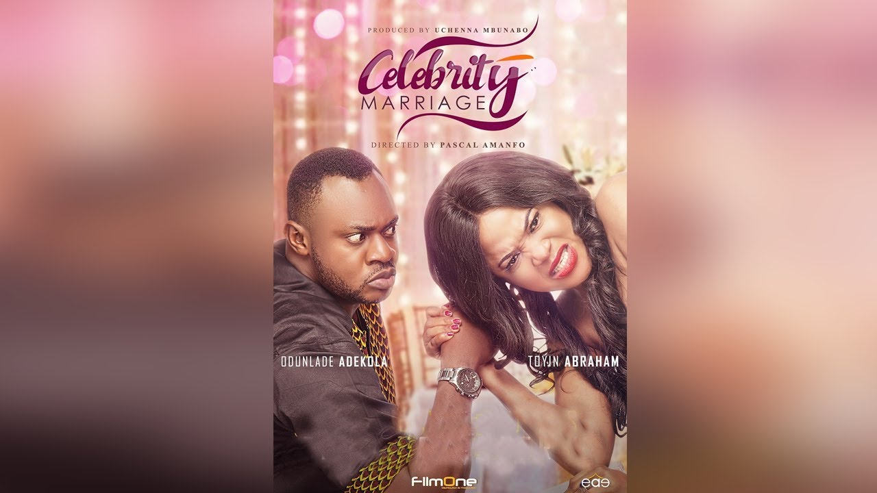 celebrity marriage nollywood mov