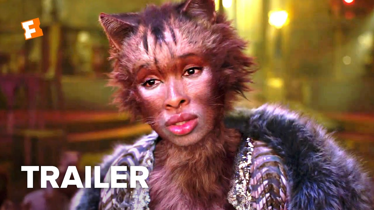 Cats - Official Movie Trailer 2019
