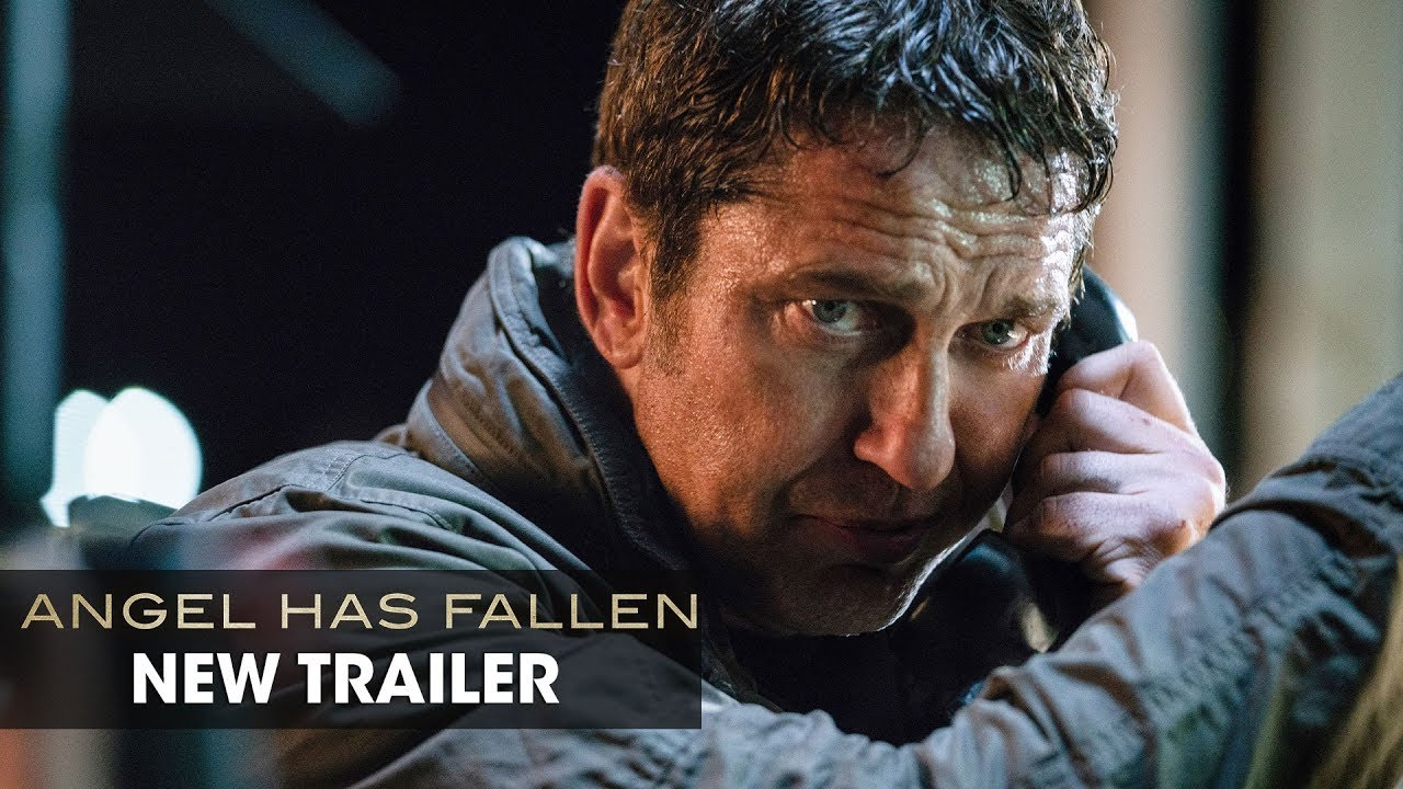 Angel Has Fallen - Official Movie Trailer 2019