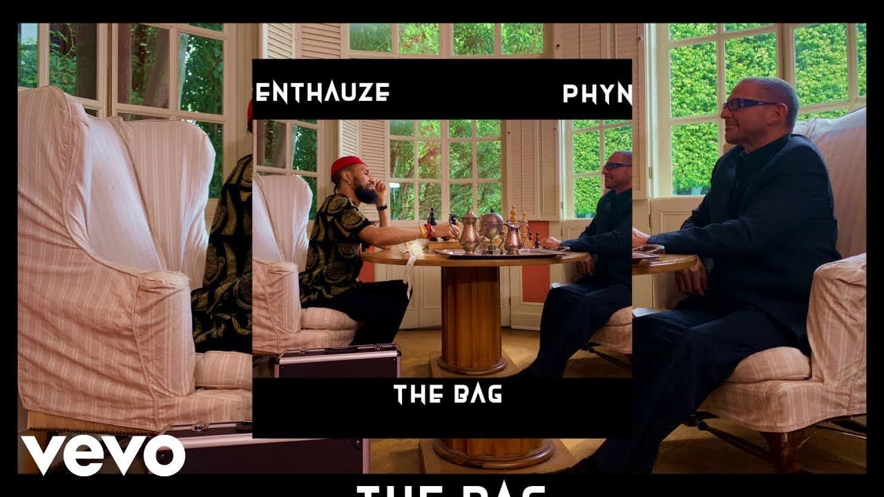 phyno the bag official audio