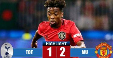 Tottenham Vs vs Mаnсhеstеr Unіtеd 1-2 Goals and Full Highlights – 25/07/2019