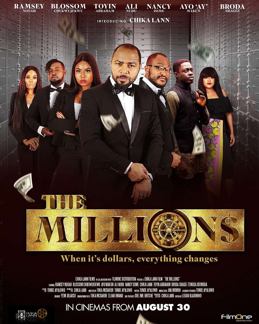 The Millions Official Nollywood Movie Trailer 2019
