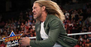 WWE SummerSlam 2019: Edge returns and spears Elias