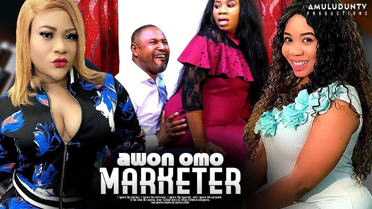awon omo marketer yoruba movie 2