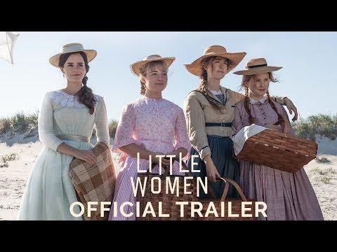 little women official movie trai