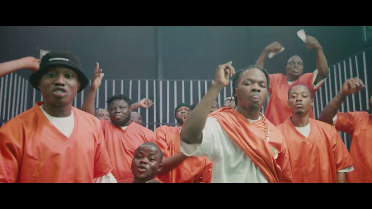 naira marley soapy official vide