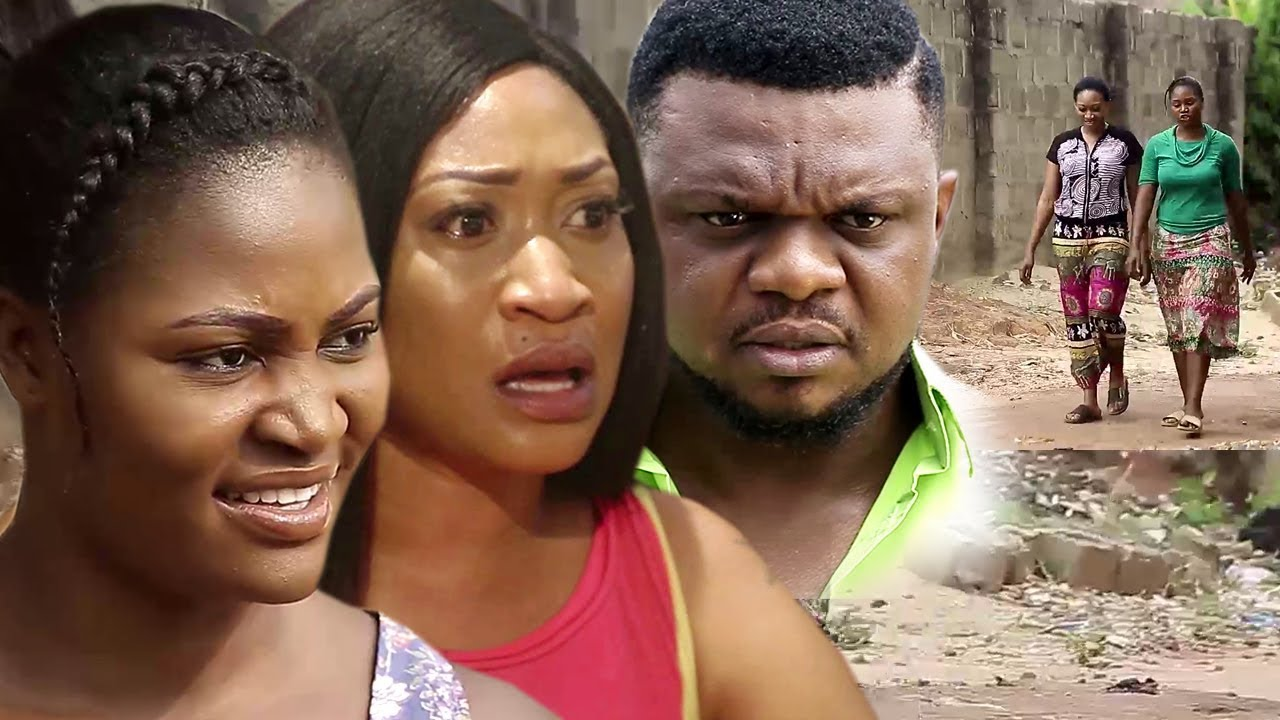 SISTERS IN MARRIAGE – Nollywood Movie 2019