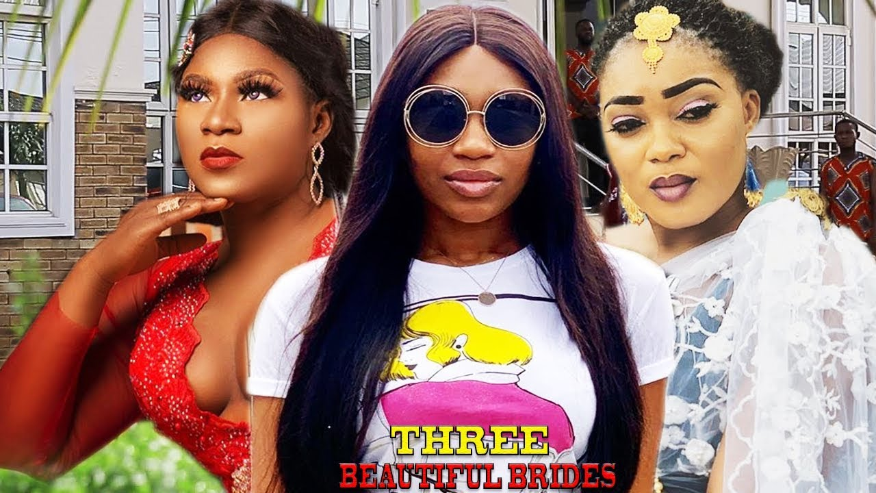 three beautiful brides nollywood