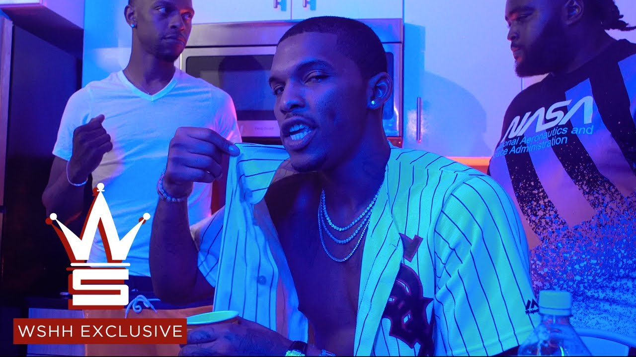 600breezy thuggin official music