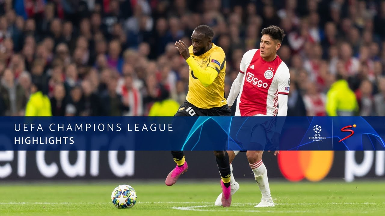 ajax vs lille 3 0 goals and full