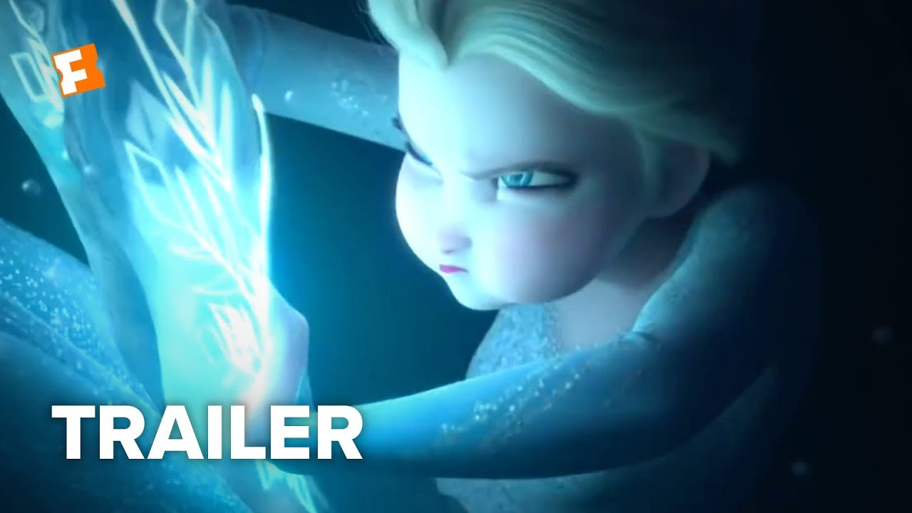 frozen ii official movie trailer