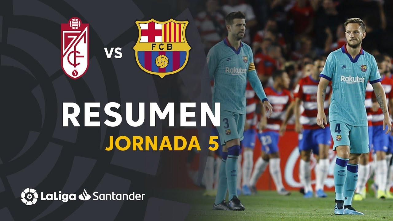 granada vs barcelona 2 0 goals a