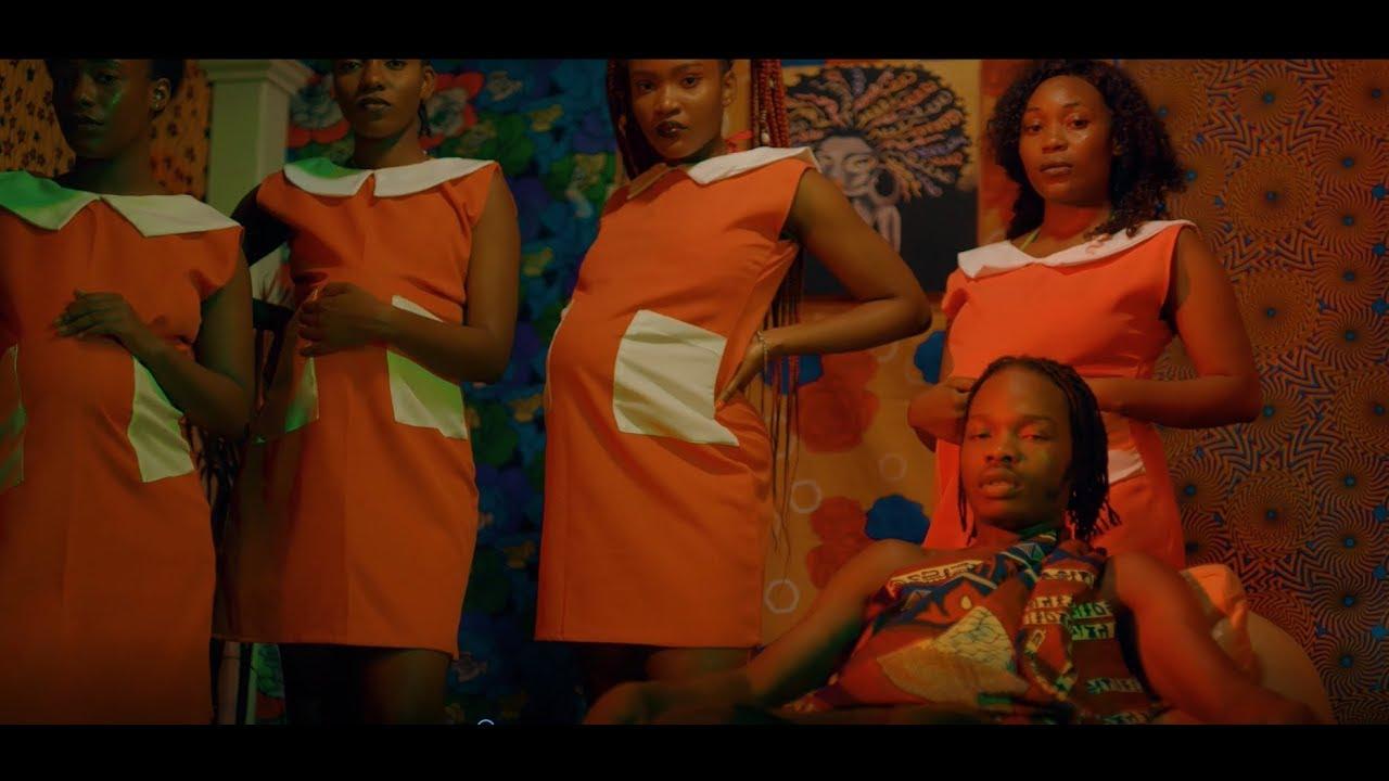 naira marley pxta official video