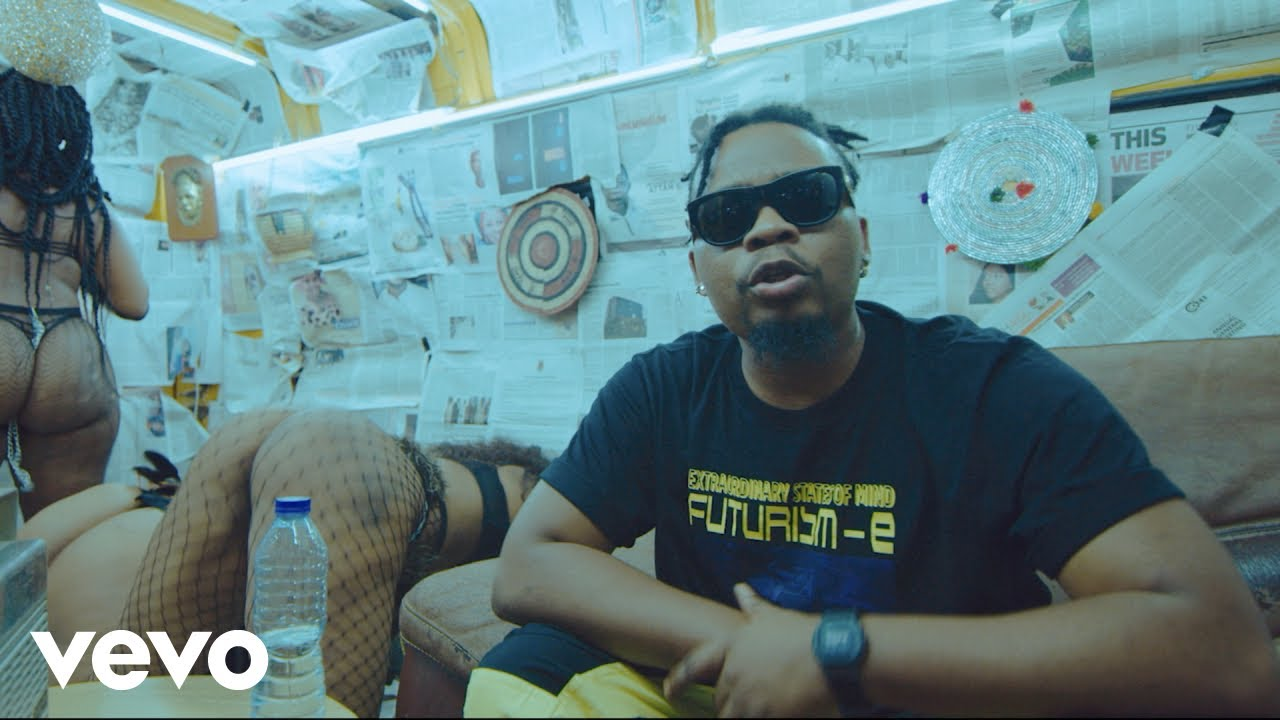 olamide pawon official video