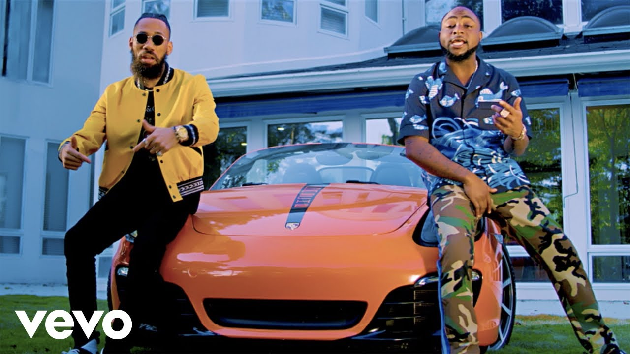 phyno ride for you ft davido off