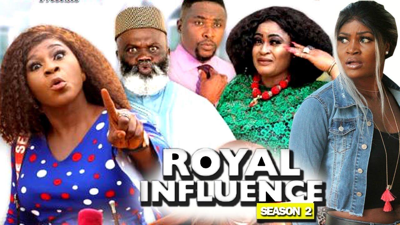 royal influence season 2 nollywo