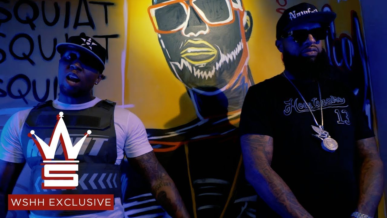 Slim Thug Feat Killa Kyleon – King Shit (Official Music Video)