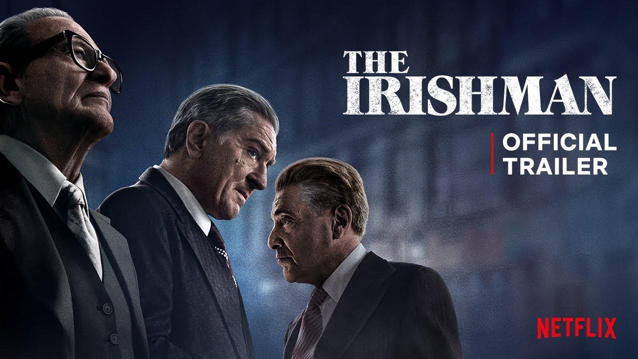 the irishman official movie trai