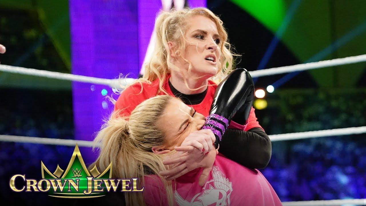 Natalya and Lacey Evans make history in Saudi Arabia: WWE Crown Jewel 2019