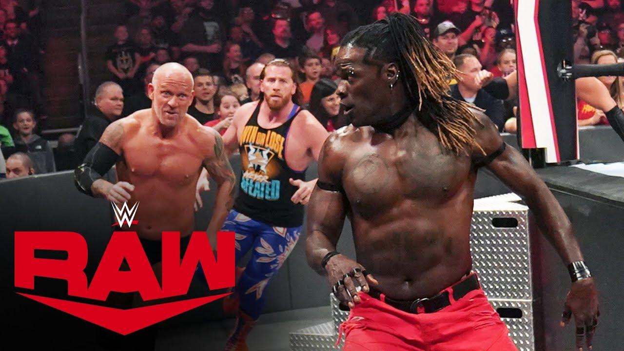 R-Truth vs Buddy Murphy – WWE Raw, Oct 28, 2019