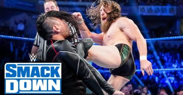 Roman Reigns & Daniel Bryan vs King Corbin & Nakamura – SmackDown, Oct. 18, 2019