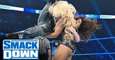 Nikki Cross vs. Mandy Rose – SmackDown, Oct. 25, 2019