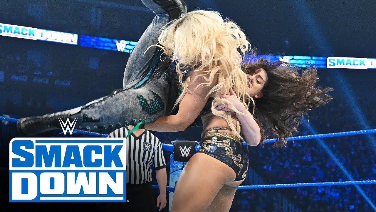 Nikki Cross vs. Mandy Rose – SmackDown, Oct. 25, 2019