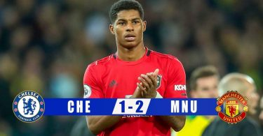 Chelsea vs Manchester United 1 2 Goals and Highlights