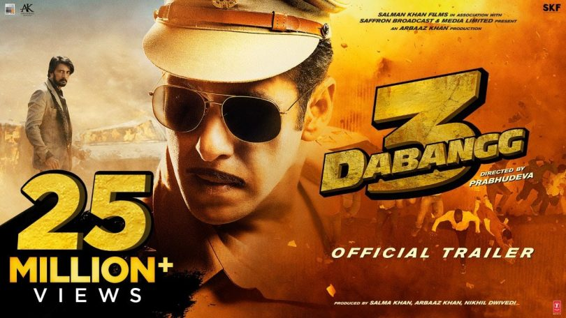 Dabangg Part 3 Trailer - Official Movie Teaser [2019]