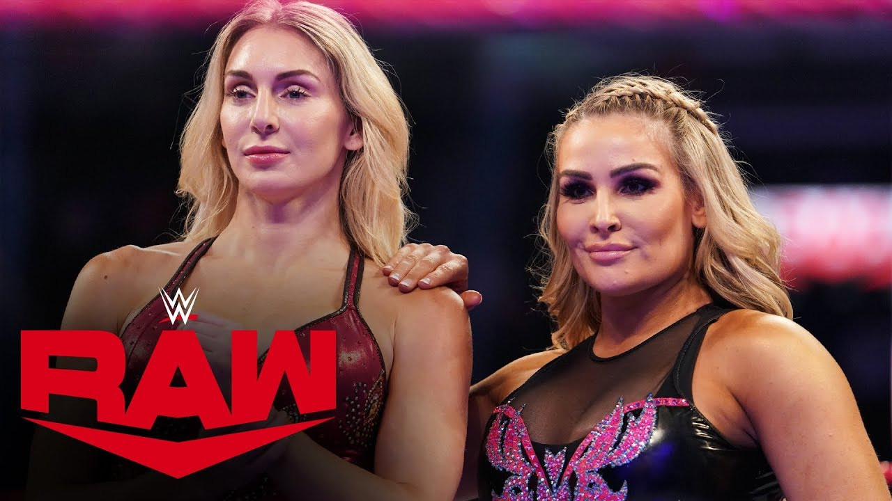 Charlotte Flair & Natalya vs The IIconics