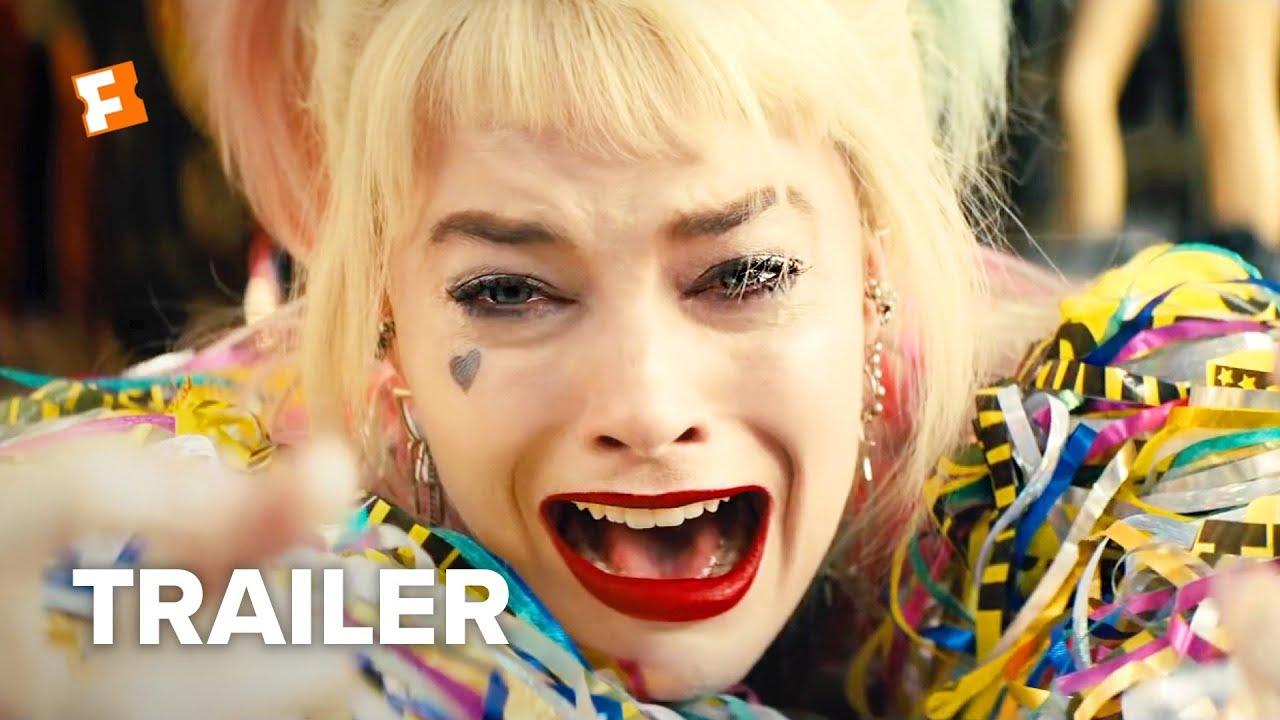 Birds of Prey Trailer – Official Movie Trailer [2019]