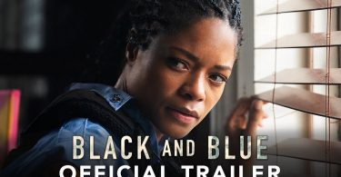 black and blue 2019 movie englis