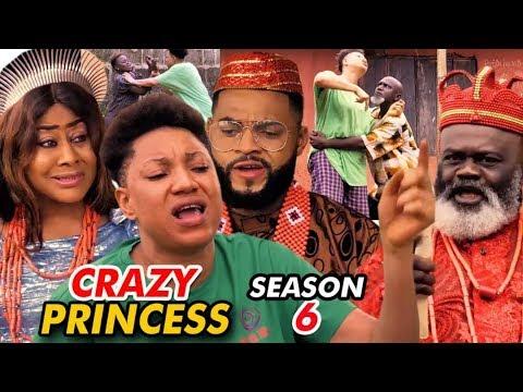 crazy princess season 6 nollywoo