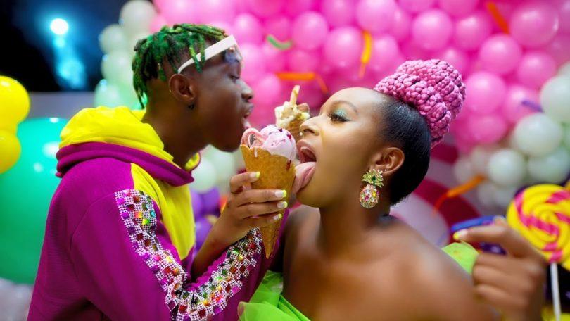 cuppy ft zlatan gelato official