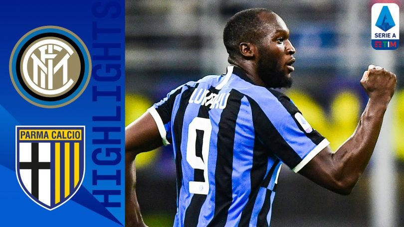 Inter Vs Parma 2-2 Goals and Highlights – 2019