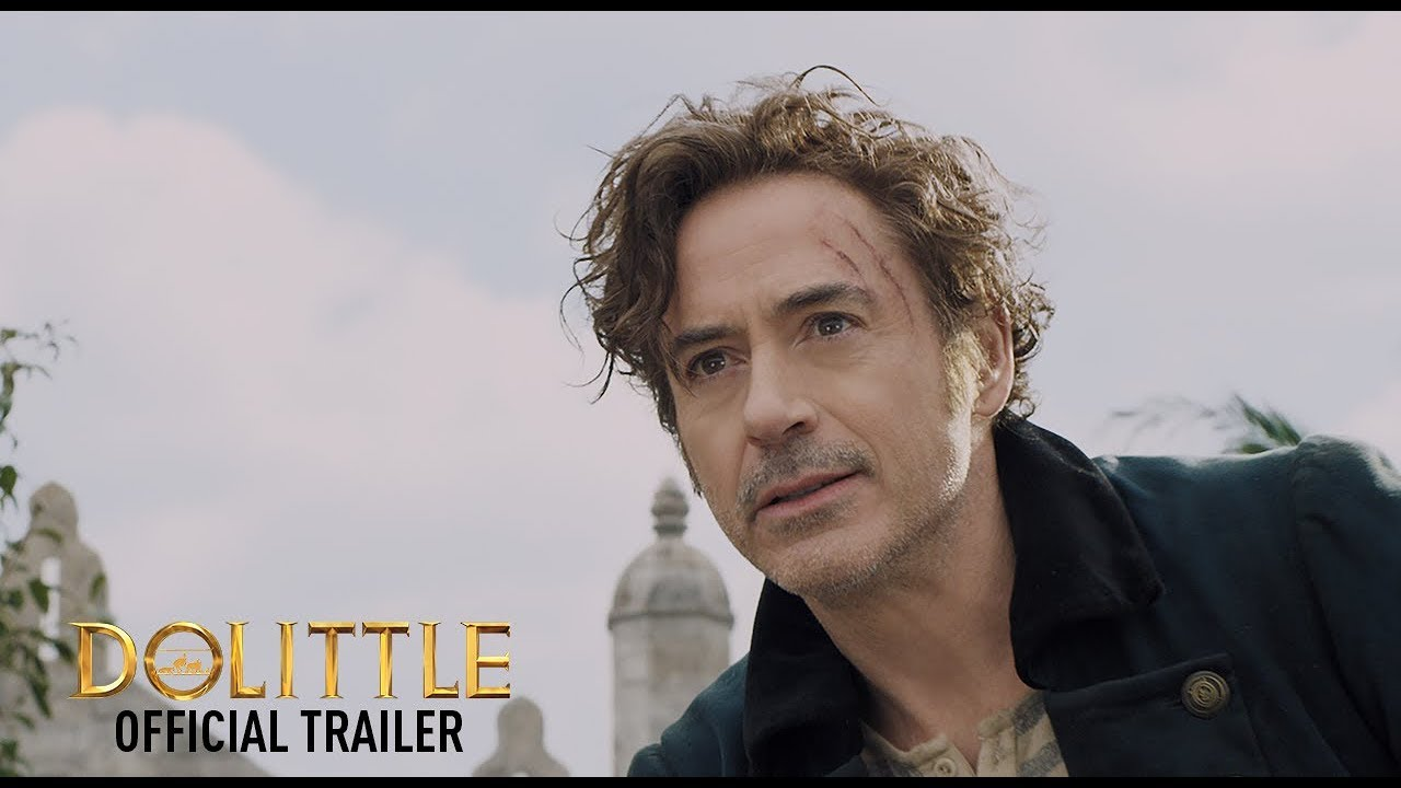 Dolittle Trailer – Official Movie Teaser [2020]
