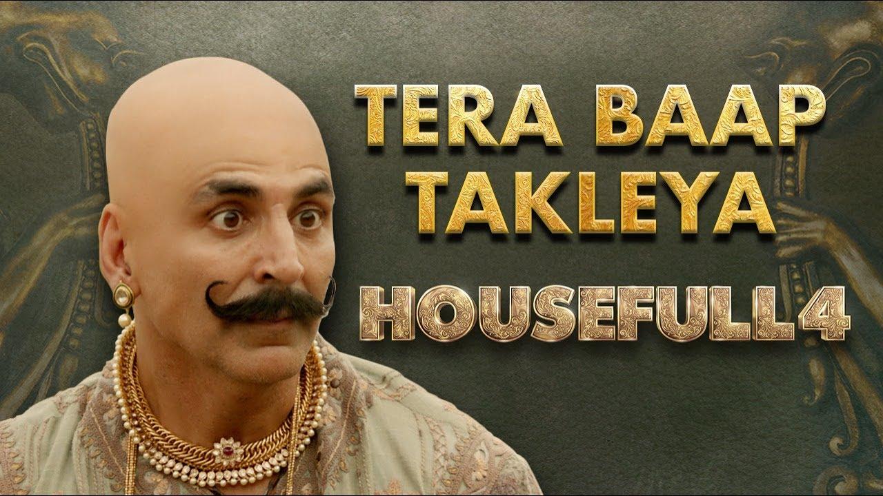 Housefull 4 Video – Latest 2019 Bollywood Movie
