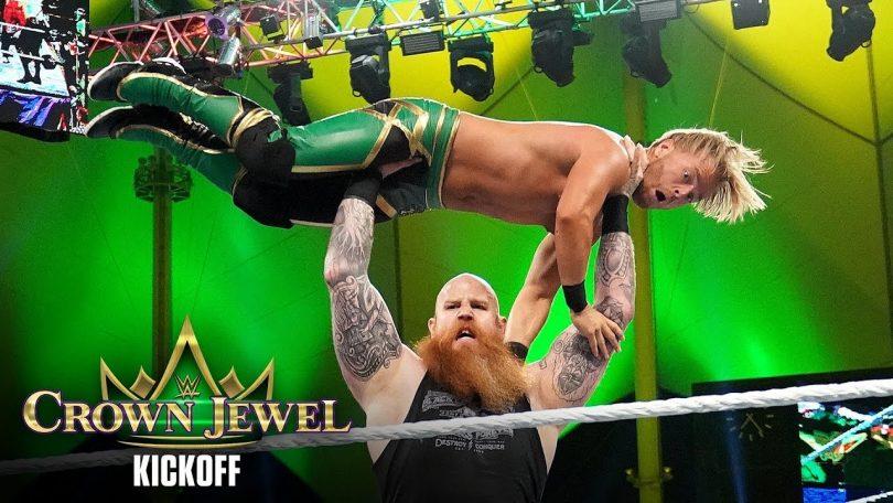 Erick Rowan sends Drake Maverick into orbit: WWE Crown Jewel 2019