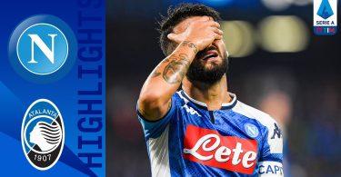 napoli vs atalanta 2 2 goals and