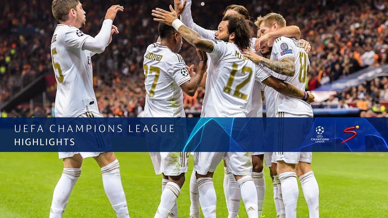 Galatasaray Vs Real Madrid 0-1 Goals & Full Highlights – 2019