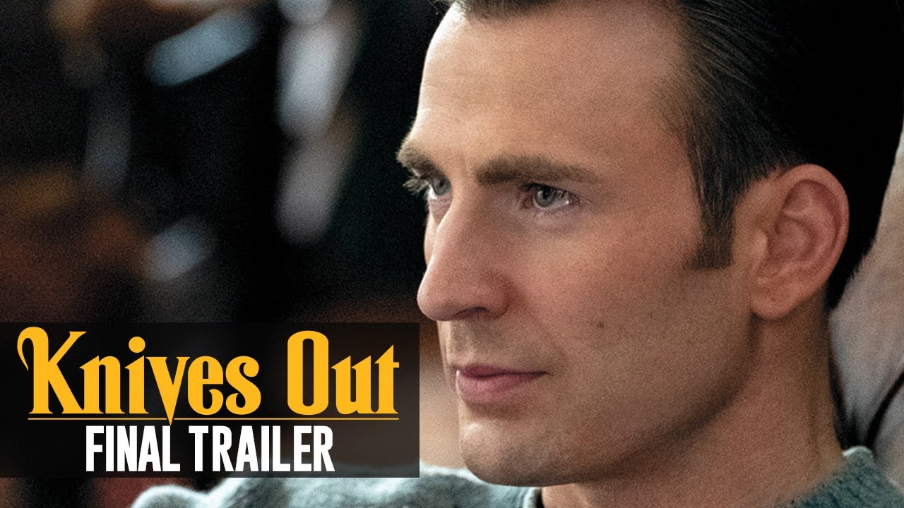 Knives Out Trailer - Final Movie Teaser