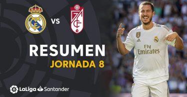 real madrid vs granada 4 2 goals