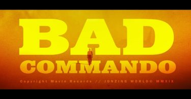 rema bad commando official music