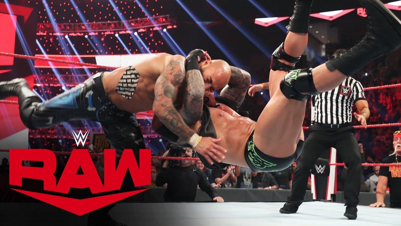 Randy Orton Attacks Team Hogan – Raw, Oct 28, 2019