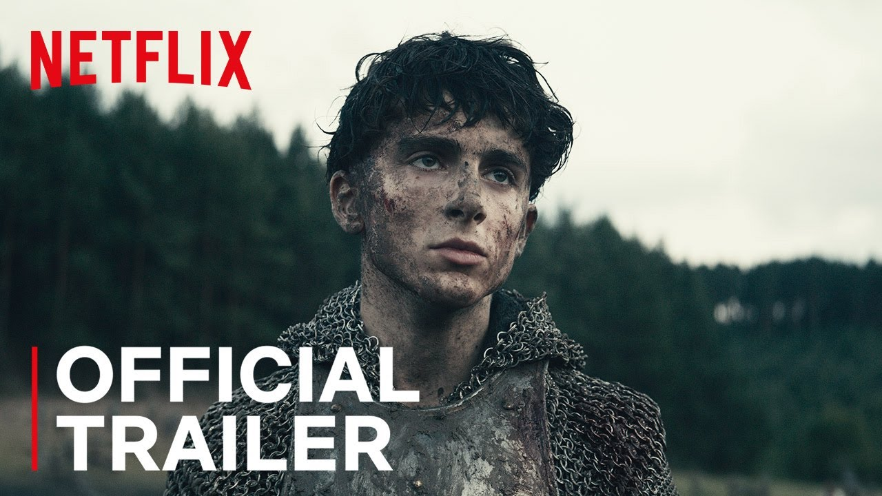 The King Trailer - Official 2020 Movie Teaser